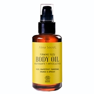 Firming Yuzu Body Oil de Alma Secret