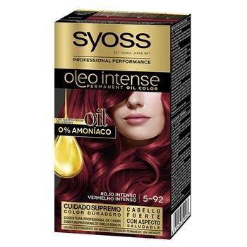 Oleo Intense Coloración 5-92 Rojo Intenso de Syoss