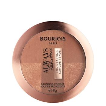 Bourjois Poudre Bronzante Always Fabulous Nº 02 Medium Fonce