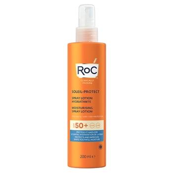 Roc Soleil-Protect Spray Lotion Hydratante SPF50+ 200 ml