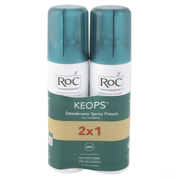 Roc Desodorante Spray Fresco 100 ml + 100 ml
