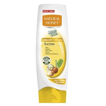 Acondicionador Cabello Dañado de Natural Honey