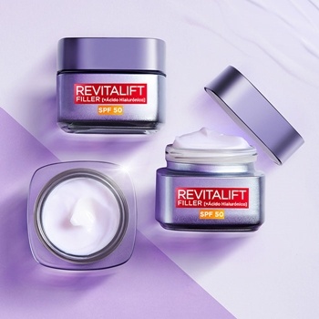 Revitalift Filler Crema Día SPF50 de L'Oréal