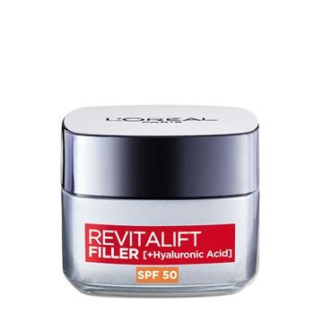 L'Oréal Revitalift Filler Crema Día SPF50 50 ml
