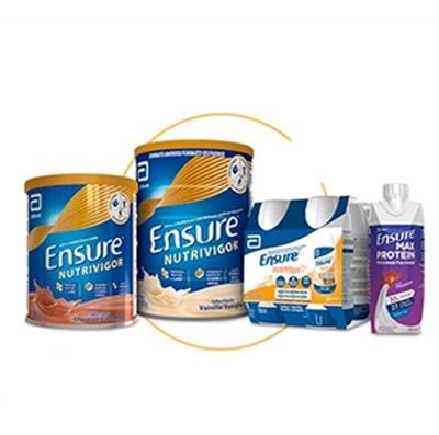 Complementos Alimenticios ENSURE // Comprar productos online