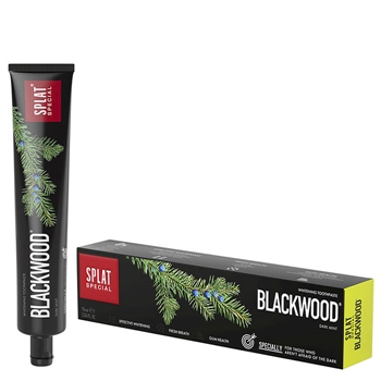 Dentífrico Blackwood de Splat