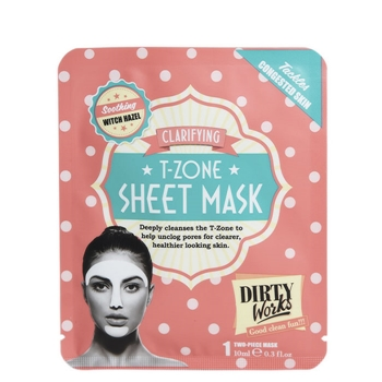 Dirty Works T-Zone Sheet Mask 1 Unidad