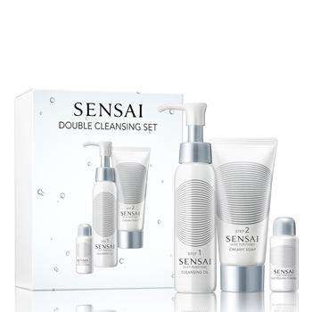 SENSAI Silky Purifying Cleansing Oil Estuche 75 ml + 2 Productos