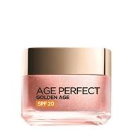 Golden Age Crema Día SPF20 de L'Oréal