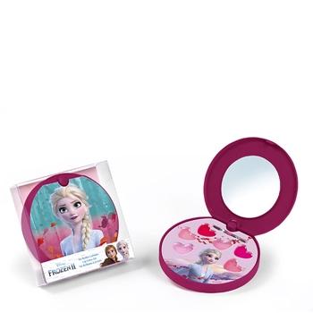Frozen II Polvera Espejo Brillos Labiales de FROZEN
