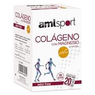 Amlsport Colágeno con Magnesio Sticks de Ana María Lajusticia