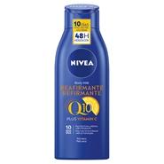 Q10 Body Milk Reafirmante de NIVEA