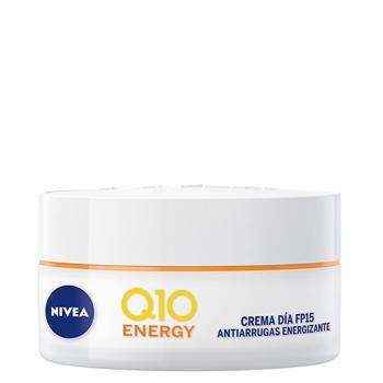 NIVEA Q10PLUS Anti-arrugas Cuidado de Día Energizante SPF15 50 ml