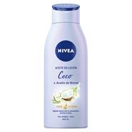 Aceite en Loción Coco & Aceite de Monoi de NIVEA