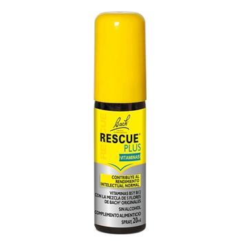 Rescue Plus Vitaminas Spray 20 ml