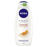 Care & Orange Gel de Ducha de NIVEA
