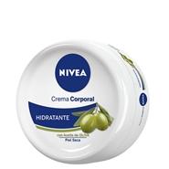 Crema Corporal Hidratante Aceite Oliva de NIVEA