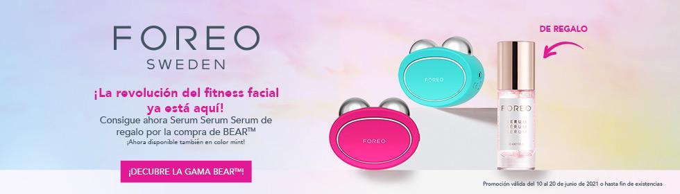 FOREO //  Comprar limpieza  al mejor precio en Paco Perfumerías