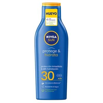NIVEA Protege & Hidrata Loción Solar SPF30 200 ml