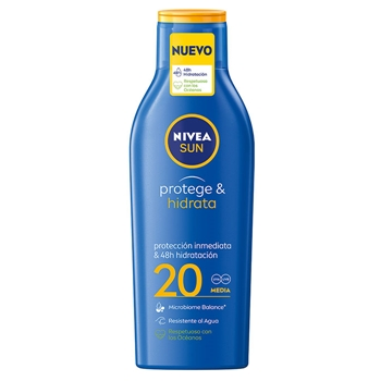 Protege & Hidrata Loción Solar SPF20 de NIVEA