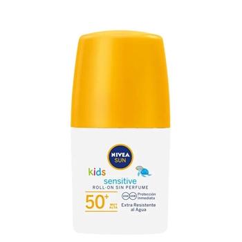 Protege & Juega Roll-On Solar Sensitive Niños SPF50+ de NIVEA