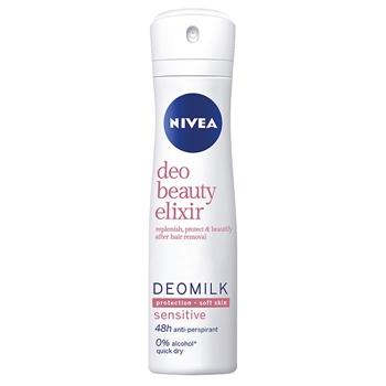 NIVEA Deomilk Sensitive Spray 150 ml