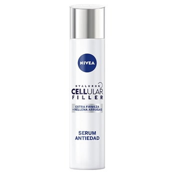 Hyaluron Cellular Filler Serum Renovador Anti-Edad de NIVEA