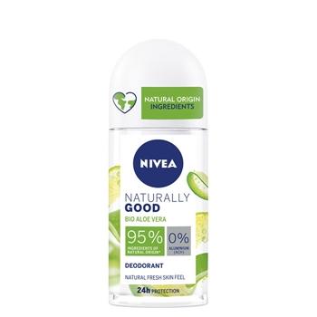 NIVEA Naturally Good Aloe Vera Desodorante Roll-On 50 ml
