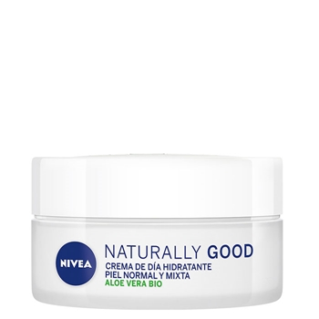 NIVEA Naturally Good Crema de Día Hidratante 50 ml
