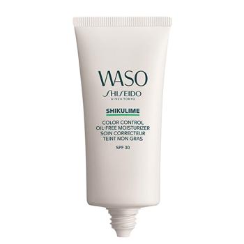 Waso Shikulime Color Control Oil-Free Moisturizer de Shiseido