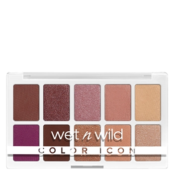 Wet N Wild Color Icon 10 Pan Sahadow Palette Heart & Sol