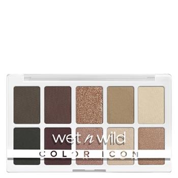 Wet N Wild Color Icon 10 Pan Sahadow Palette Nude Awakening