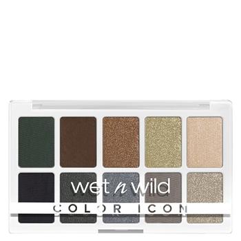 Wet N Wild Color Icon 10 Pan Sahadow Palette Lights Off