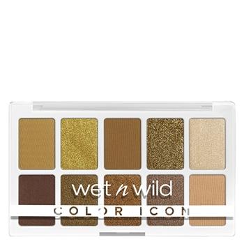 Color Icon 10 Pan Sahadow Palette de Wet N Wild