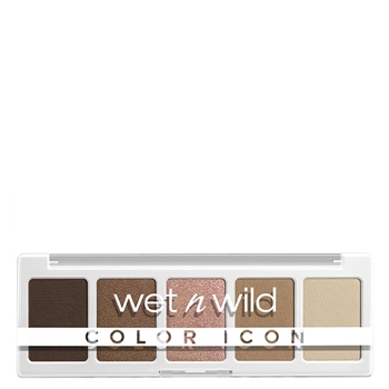 Wet N Wild Color Icon 5 Pan Sahadow Palette Walking On Eggshells