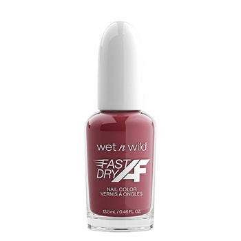 Wet N Wild Fast Dry AF Nail Color Nº 33 Happy Rosy Day