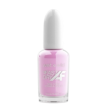 Wet N Wild Fast Dry AF Nail Color Nº 31 Cotton Candy