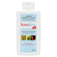 Jabón Líquido Dermatológico de Hemofarm Plus