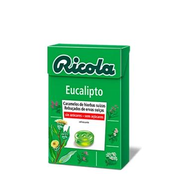 Ricola Caramelos Eucalipto 50 gr
