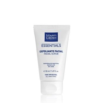 Martiderm ESSENTIALS Exfoliante Facial 50 ml
