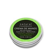 Crema de Manos Natural de Natural Pharmack