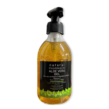 Natural Pharmack Gel Puro de Aloe Vera 250 ml