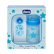 Set Regalo Well-Being Azul 0 Meses+ de CHICCO