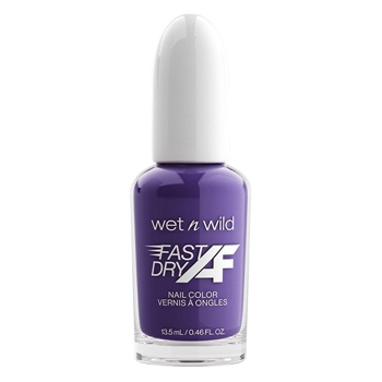 Wet N Wild Fast Dry AF Nail Color Nº 42 Married Into Royalty