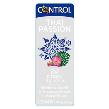 Gel Masaje Thai Passion de Control