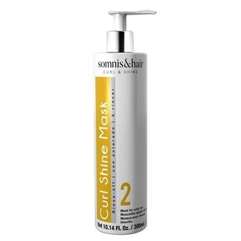 Somnis&Hair Curl&Shine Mascarilla 300 ml