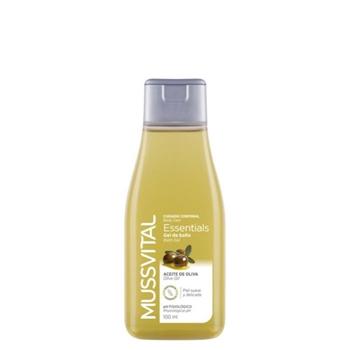 Mussvital Essentials Gel de Baño Aceite de Oliva 100 ml