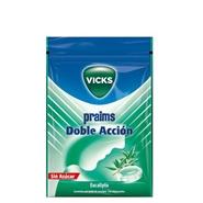Praims Doble Acción Bolsa Caramelos de Vicks