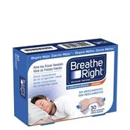 Tiras Nasales Clásicas Grandes de Breathe Right