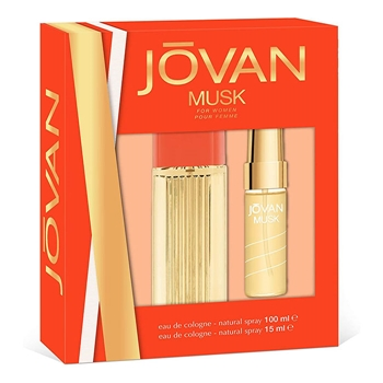 Jovan Jovan Musk For Women 100 ml Vaporizador + 15 ml Vaporizador